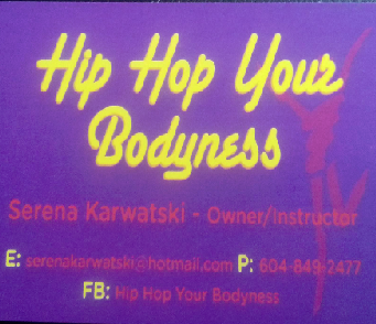 Hip Hop Your Bodyness‎