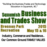 Squamish Business and Trades - Logo